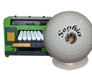 JG011 Golf ball printing jig - golf ball Ø=45mm