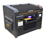 a3 small uv led direct to subsrate printer