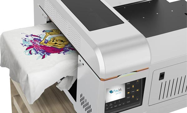 direct to garment t-shirt printer