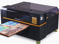 Artis 5000U New A2+ small LED UV production printer