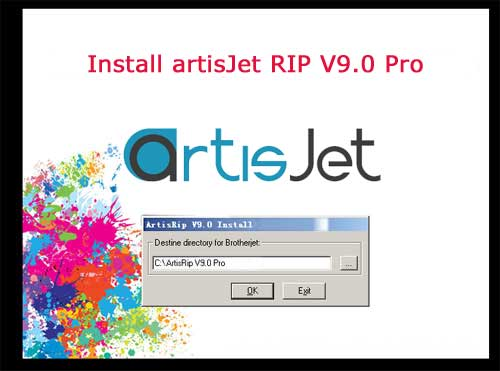 ArtisJet RIP V9 0 Pro UV printer rip software