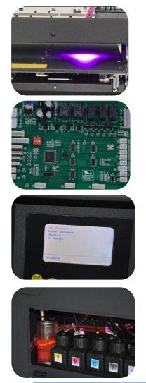 uv printer control system