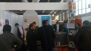 Brotherjet show at FESPA Amsterdam 2016 2