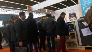 Brotherjet show at FESPA Amsterdam 2016 3